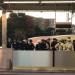 新横浜駅の現場