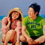 清水健アナウンサーと妻